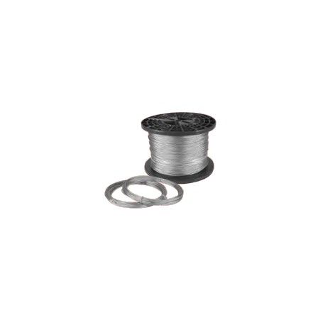 Cablu otel Ø2,4 mm, rola 20 m