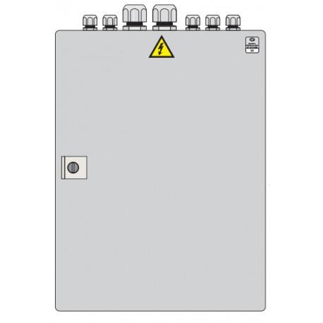 Centrala desfumare 24V, 75A-5-1
