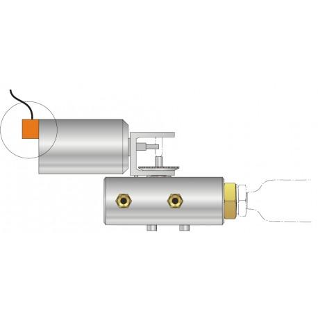 Modul electro - magnetic 24V, emisie