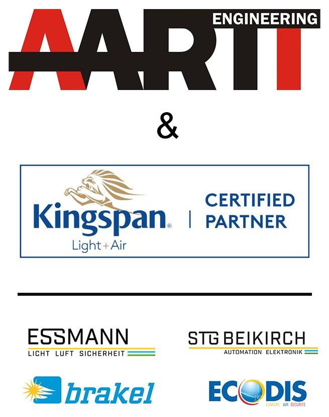 AARTT Install General & Kingspan Light + Air